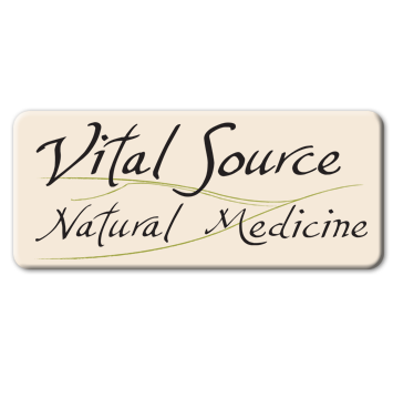 Vital Source Natural Medicine Logo